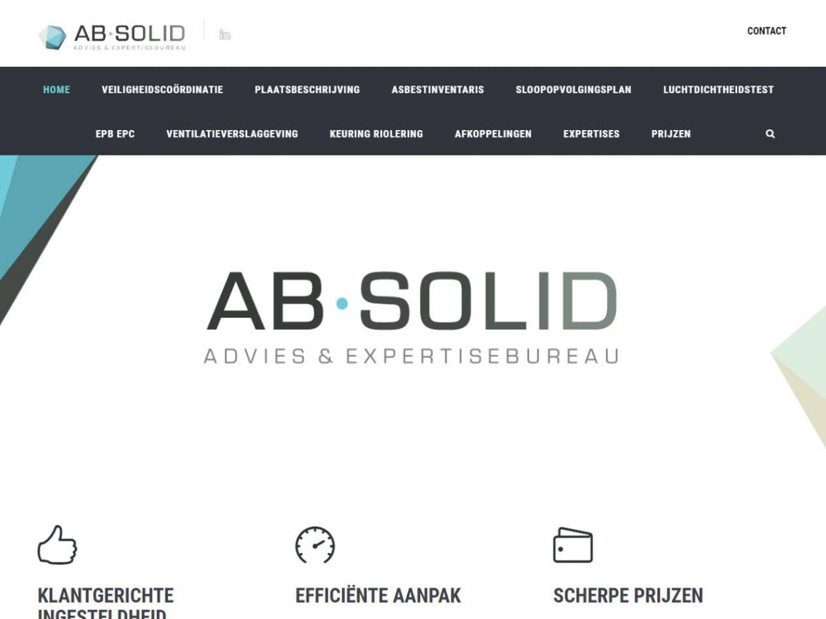 Website AB-Solid
